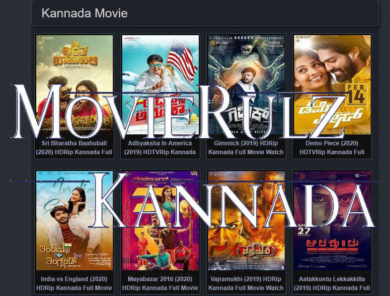 Movierulz Kannada – Download Kannada Movies in Kannada Movierulz - WhatIdea1