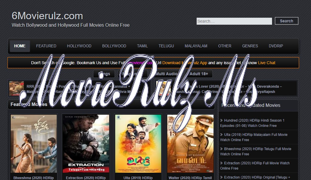Movierulz Ms 2020 Bollywood Movies Download Whatidea1