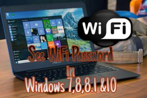 wifi password forgot windows 10 | how to find wifi password on lenovo laptop