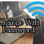 how to change wifi password