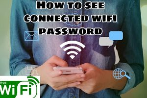 How to see connected wifi password from mobile  How To See connected wifi password form android mobile