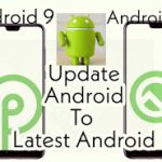 how to update android to latest version