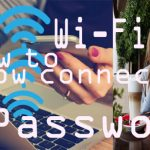 how to know your wifi password