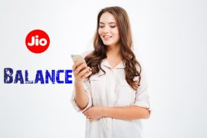 jio balance check number | jio balance check no