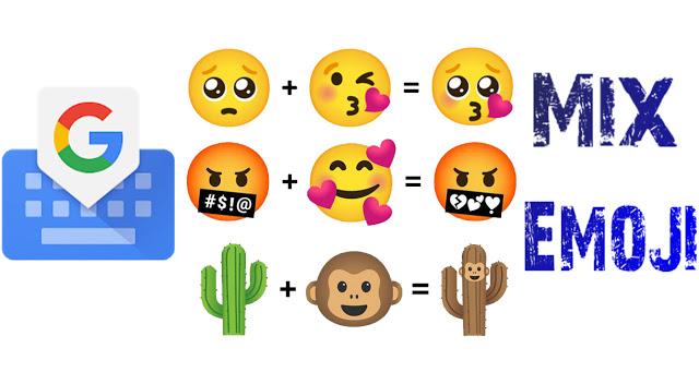 what is google emoji kitchen