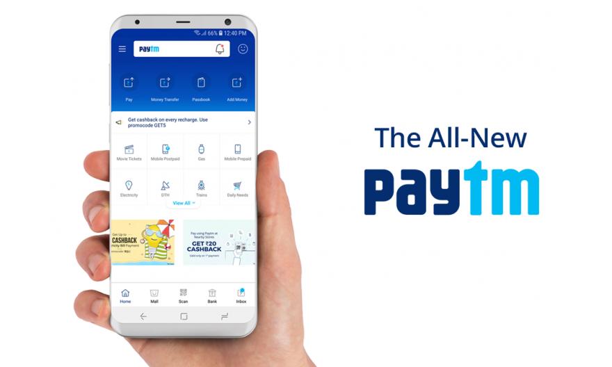 best online payment app paytm