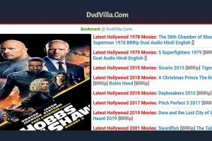 DVDVilla