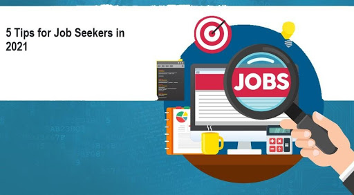 5 Tips for Job Seekers