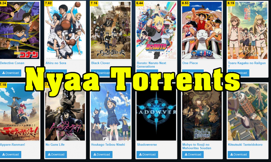 Nyaa Torrents