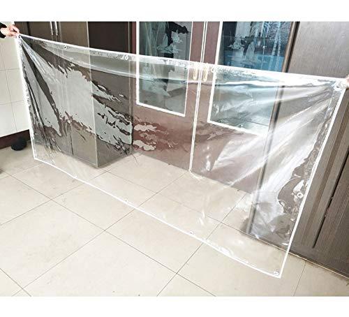 clear vinyl tarp