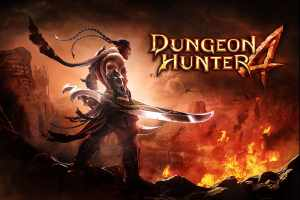 Download Dungeon hunter 4 mod apk