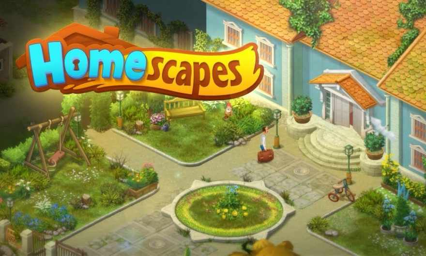 Play Homescapes Mod Apk