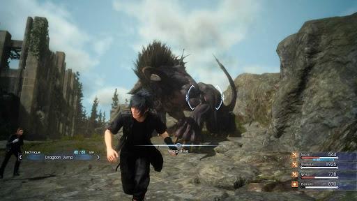 Play Mobius Final Fantasy Mod Apk